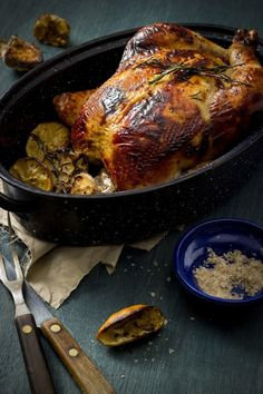 Brining is the secret to an incredibly moist, succulent, flavour infused roast chicken. This brine is based on a recipe by Thomas Keller, on...