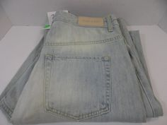 Acne Jeans Toy Sub Made in Turkey 100% Bomull Cotton #AcneJeans #BaggyLoose