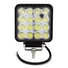 Buy US $15.18  1x Safego 48W led work light lamp car 4x4 ATV LED working lights truck 12V 4x4 Driving fog Spot Flood tractor offroad lights  #Safego #work #light #lamp #working #lights #truck #Driving #Spot #Flood #tractor #offroad  #OnlineShop