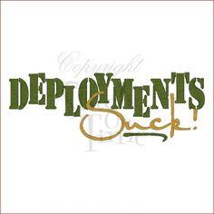 deployments suck