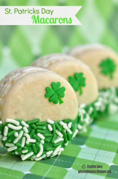 Party Frosting: St Patrick's Day party ideas and inspiration