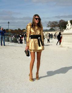 Anna Dello Russo ~ Style Icon