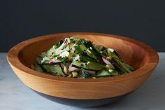 Sesame Peanut Cucumber Salad Food 52