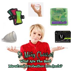 List of The Best Menstrual Protection Products – Alternatives to Pads & Tampons