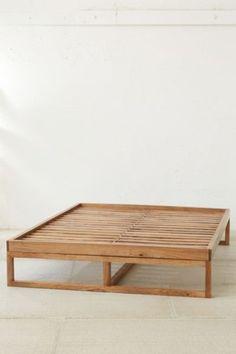 Morey Platform Bed, DIY option?