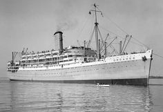 Orient Line RMS Orcades 3 - 1948 to 1972