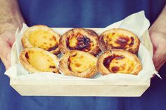 Das süße Gold Portugals: Pastel de Nata - Entdeckermagazin Miomente
