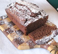 Tyler Florences Chocolate Banana Bread from Miss in the Kitchen