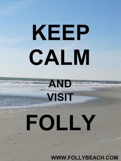 Folly Beach!