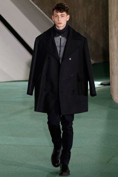 All the images from the Maison Martin Margiela Autumn-Winter 2014 Menswear fashion show.