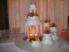 Favorite wedding cake I've ever done