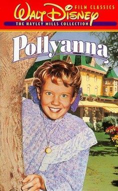 Hayley Mills is an orphan who goes to live with her rich, uptight aunt in an uptight town. She changes the lives of every person in the town with her positive outlook on life, then falls out of a tree and becomes paralyzed. Real tear-jerker.