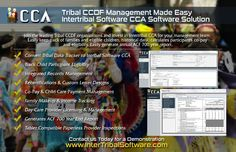 Intertribal CCA Software for tribal organizations! Keep Track, Organizations, Make It Simple, Periodic Table, Investing, Software, Management, Periodic Table Chart, Periotic Table