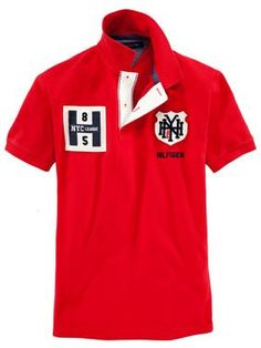 Polo Shirt Style, Polo Rugby Shirt, Polo T Shirts, Cool Shirts, Tommy Hilfiger, Mens Sweatshirts, Mens Tees, Camisa Polo Tommy, Delaware