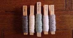 Colour scheme ideas for Stylecraft Yarn's Special DK collection - Blue white winter colour scheme - Grey, Cream, Duck Egg, White and Silver. This Little Space of Mine