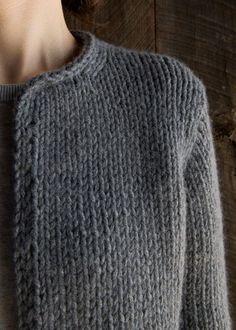 Classic Knit Jacket | Purl Soho: