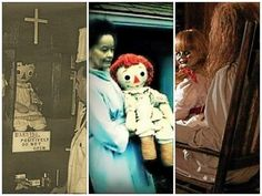 Monroe, CT museum Real 'Annabelle' story shared by Lorraine Warren at Milford's Lauralton Hall