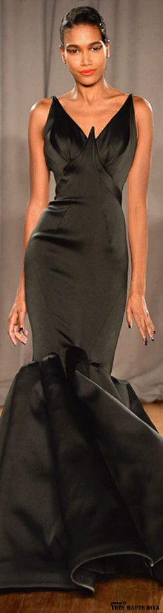 #NYFW Zac Posen Fall 2014 RTW http://www.vogue.com/fashion-week/