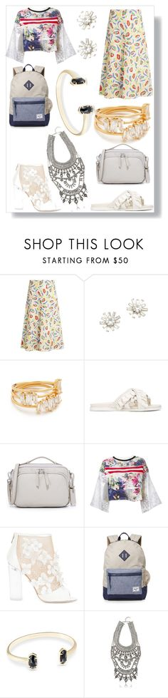 """Passion for Fashion"" by ramakumari ❤ liked on Polyvore featuring Duro Olowu, Elizabeth Cole, Gorjana, Simone Rocha, Tumi, Paul Andrew, Herschel Supply Co., Kendra Scott and Federica Tosi"