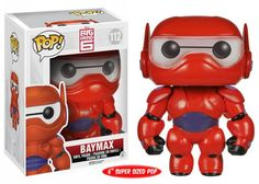 "Disney's Big Hero 6 Funko POP 6"" Vinyl Figure: Baymax"