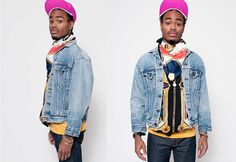 Vintage Light Denim Levi's Denim Jacket by rumors on Etsy, $42.00