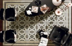 contemporary cement tiles - bisazza