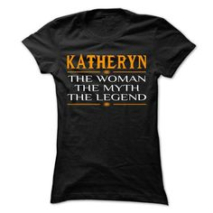 KATHERYN ... LEGEND COOOL Shirt!!! - #gift ideas #gift bags. BUY TODAY AND SAVE   => https://www.sunfrog.com/Holidays/KATHERYN-LEGEND-COOOL-Shirt.html?id=60505