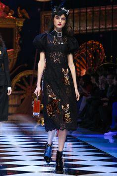 Dolce & Gabbana Fall/Winter 2016 RTW MFW