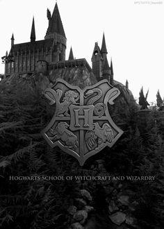 Hogwart's Castle, Orlando, Florida