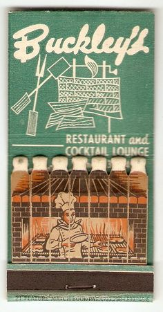 Feature Buckley's Restaurant Cocktail Lounge Clearwater Beach Florida Vintage | eBay