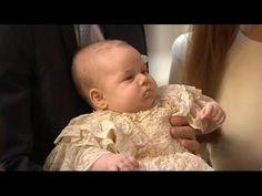 Drei Monate nach seiner Geburt: Prinz George im St. James´s Palace getauft
