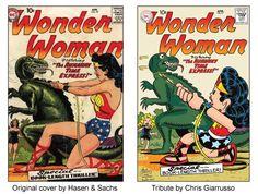 Chris Giarrusso Wonder Woman 97