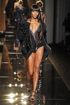 Atelier Versace – Automne 2013 : Donatella, Glamour et Naomi Campbell