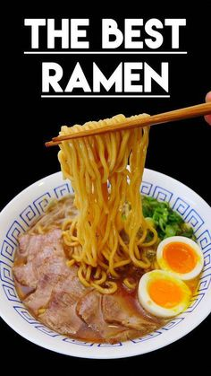 Asian at Home Ramen Recipe is the BEST Ramen recipe! Anybody as excited as I am about this real authentic, the BEST ramen recipe you will ever find online? Ramen Broth, Shoyu Ramen, Ramen Soup, Comida Ramen, Best Ramen Recipe, Authentic Ramen Recipe, Pork Ramen Recipe, Authentic Korean Food, Seonkyoung Longest