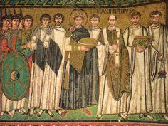 Giustiniano San Vitale Ravenna