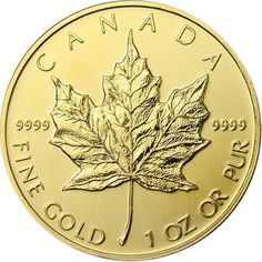 Canadian Gold Maple Leaf Bullion Coins were first minted in 1979 and struck every year since. Between 1979 and the Canadian Gold Maple Leaf was minted with a purity of. Bullion Coins, Gold Bullion, Canadian Gold Coins, American Eagle Gold Coin, Maple Leaf Gold, Gold And Silver Prices, Canadian Maple Leaf, Ancient Roman Coins
