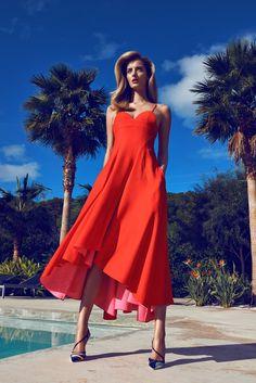 Denisa Dvorakova Poses in Dior for Elle Czech by Branislav Simoncik