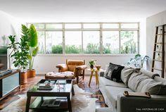 Apartamento com estilo escandinavo   Histórias de Casa