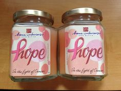 Set of 4 Home Interior Hope Candles 7.5 oz Each -Candles for Canines