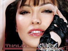 Thalia Summer makeup
