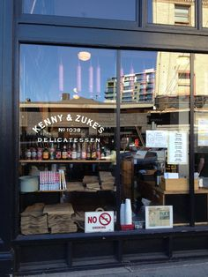 Kenny & Zuke's Delicatessen, Portland, Oregon