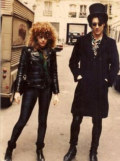 Considered frying my hair with a tight perm and rocking the Poison Ivy look. Always LOVED her hair. Poison Ivy & Lux Interior
