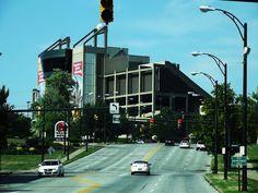 Stambaugh Stadium...Home of the YSU Penguins...Youngstown,Ohio