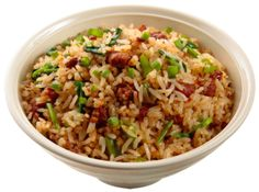 Ingredients: 6-8 cups Cooked Rice 1/4 cup Choice of Meat (ground beef, ground chicken meat, or finely choppedbreakfast sausage) 2 tbsp Garlic,chopped finely 1 medium Onion, chopped finely 1 medium sized Bell pepper, chopped finely 1/4 cup Carrots, chopped finely 1 tsp Chili Powder 1 tsp Curry Powder 2 tsp Chopped Green Onion 2 Eggs, …