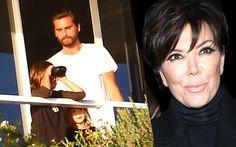 Scott Disick Rehab — Kris Jenner 'Begging' Kourtney Kardashian To Film Visits | Radar Online