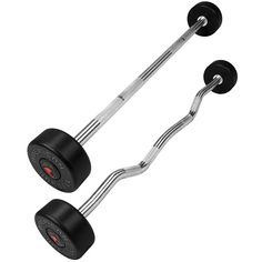 American Barbell Series I Commercial Fixed Solid Head Urethane Barbells