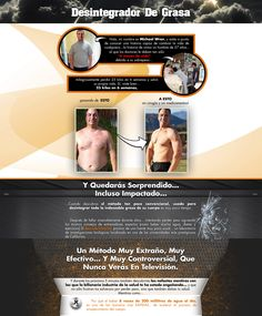Desintegrador de Grasa pdf es un método muy efectivo para bajar de peso en forma rápida y segura.  Desintegrador de Grasa es un libro pdf de Michael Wren.