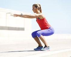 Ejercicios de fortalecimiento para corredores con Pedro Nimo y Skechers | Correr | Sportlife.es