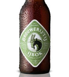 Ijbok - Brouwerij 't IJ , Amsterdam, Nederland. Beoordeling GGOB: 6,8 www.ggob.nl