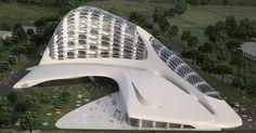 Jesolo Magica - Architecture - Zaha Hadid Architects